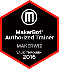 MakerBot Authorized Trainer logo